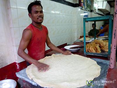 Large Flatbreat at Srimongal Market - Bangladesh