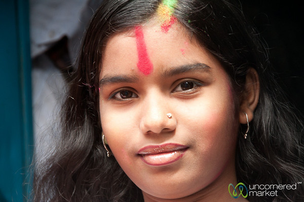 Celebrating Holi in Old Dhaka - Bangladesh
