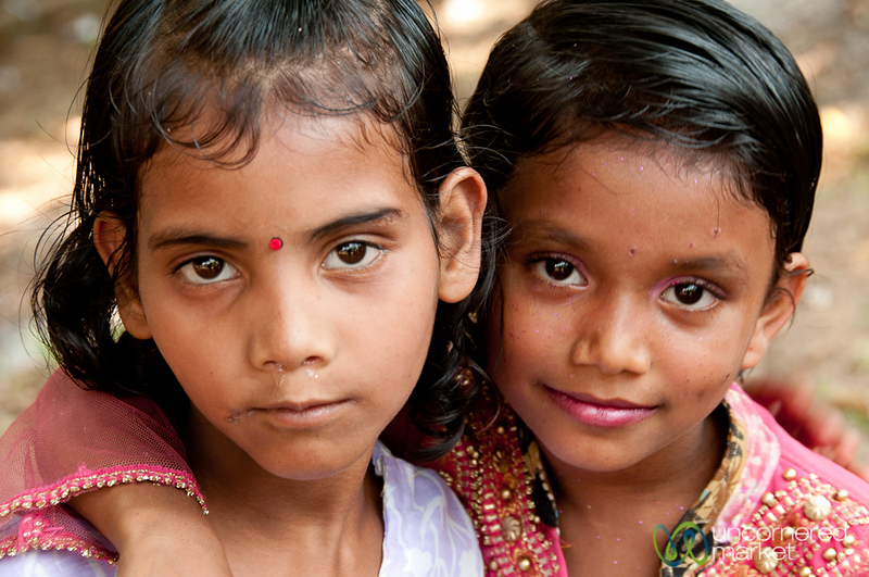 Young Girls in Rangamati - Bangladesh