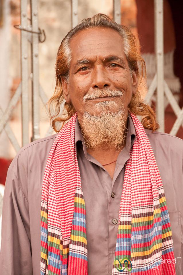 Friendly Face at Bagerhat, Bangladesh