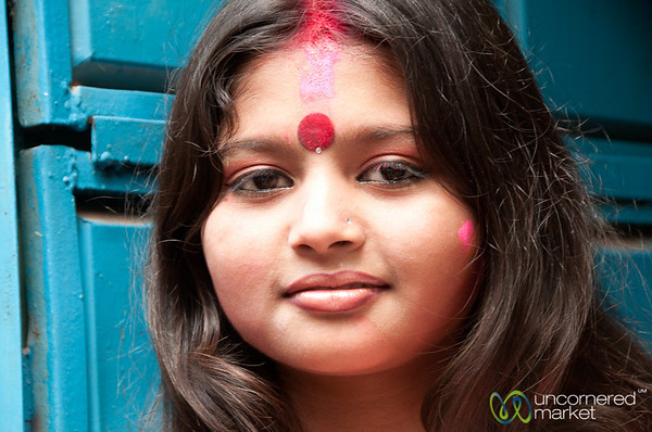 Faces of Holi in Old Dhaka - Bangladesh