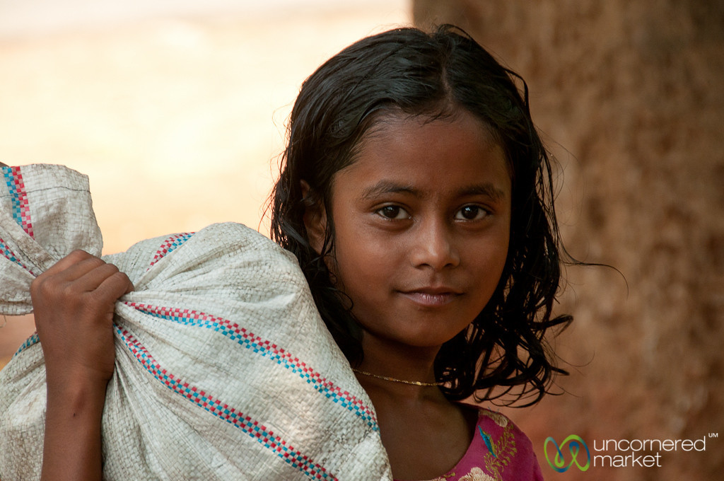Young Girl in Rangamati, Bangladesh