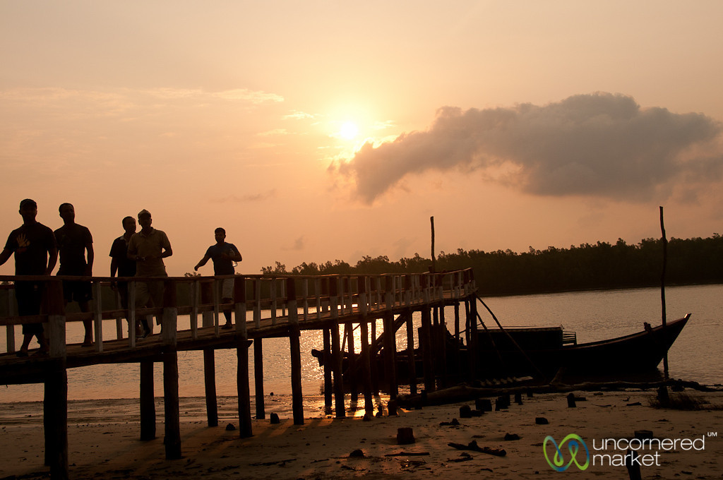 Excursion at Dawn - Sundarbans, Bangladesh