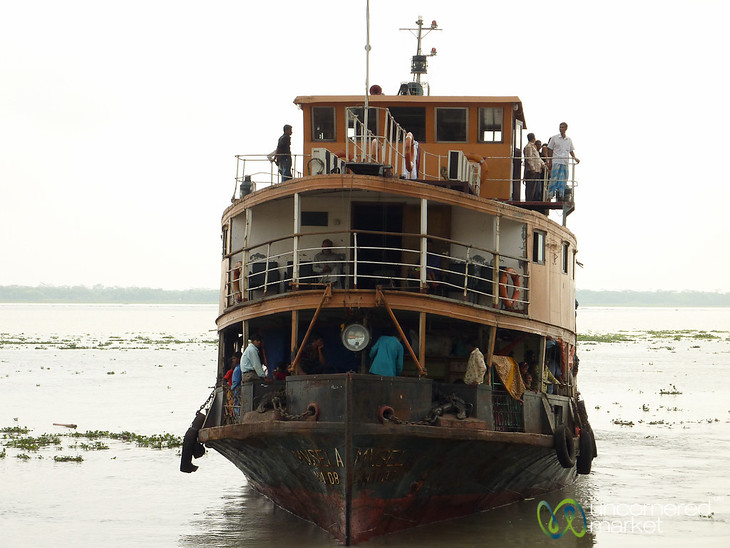 Rocket Steamer - Bangladesh