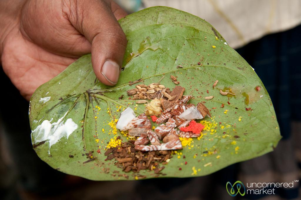 Pan Uncovered - Srimongal, Bangladesh