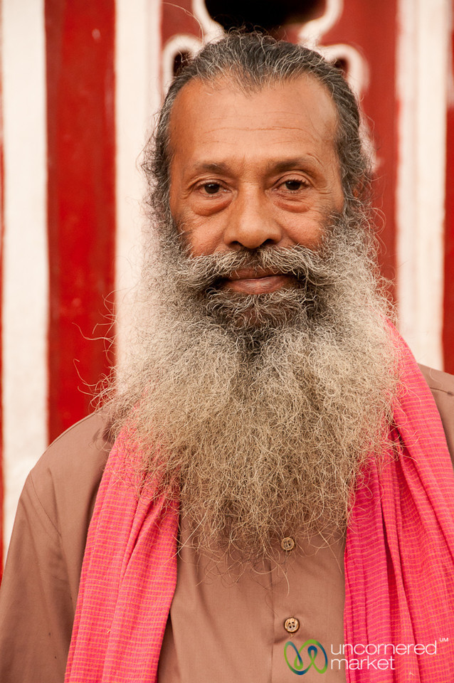 Now That's a Beard - Bagerhat, Bangladesh