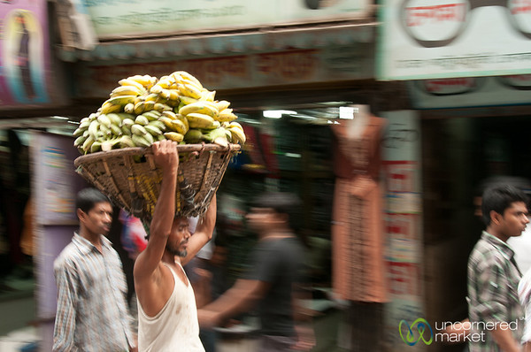 Banana Delivery - Old Dhaka, Bangladesh