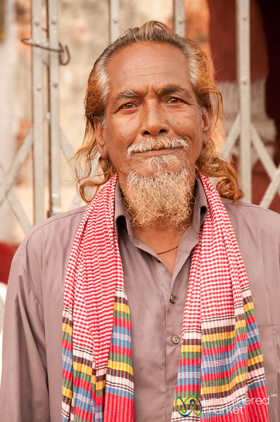 Friendly Face at Bagerhat, Bangladesh