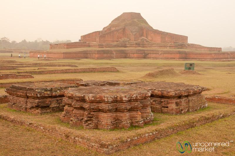 Paharpur Buddhist Monastery - Bangladesh