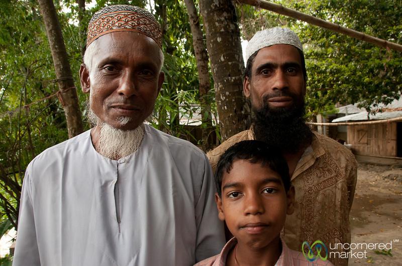 Family of Men - Bagerhat, Bangladesh