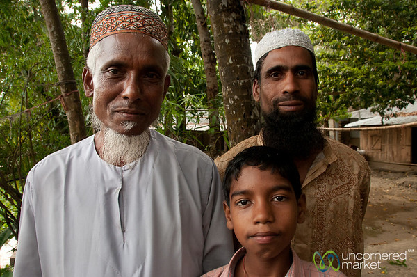 Family of Men - Bagerhat, Bangladesh