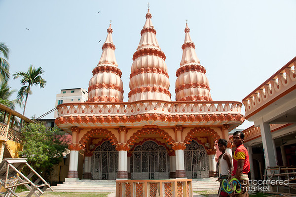 Hindu Temple in Khulna, Bangladesh