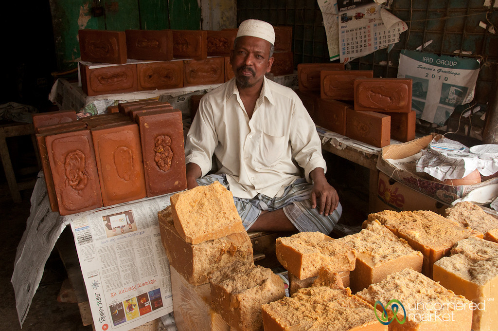 Different Kinds of Raw Sugar - Rajshahi, Bangladesh