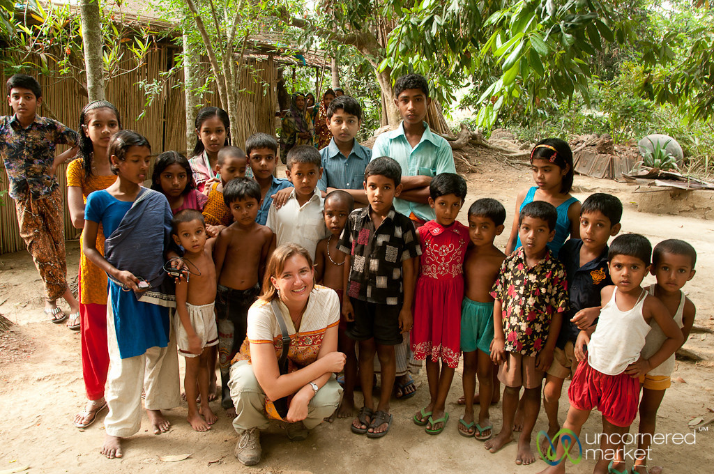 Children of Acholcot Village - Bangladesh