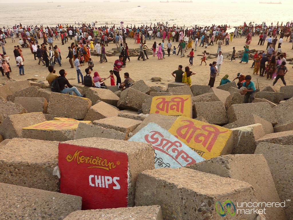 Bangla New Year on Beach - Chittagong, Bangladesh