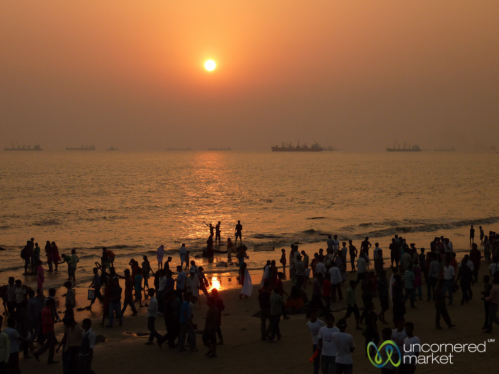 Sunset at Bangla New Year - Chittagong, Bangladesh