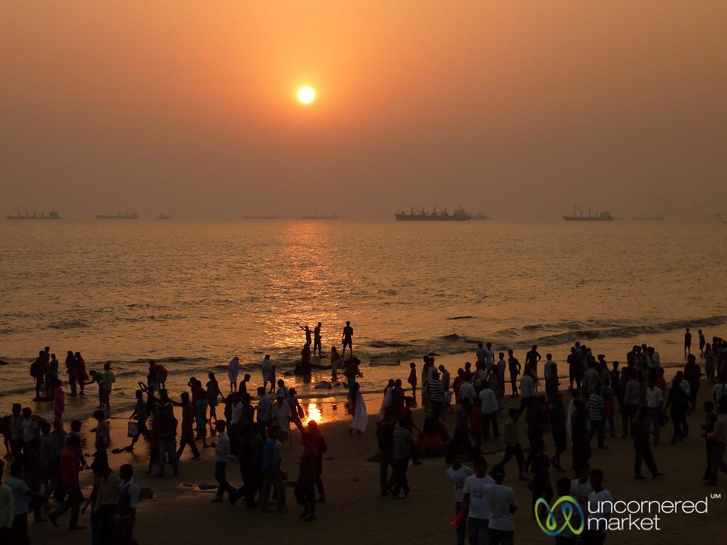 Sunset at Bangla New Year - Chittagong, Bangladesh