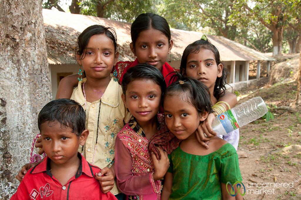 Kids in Rangamati - Bangladesh