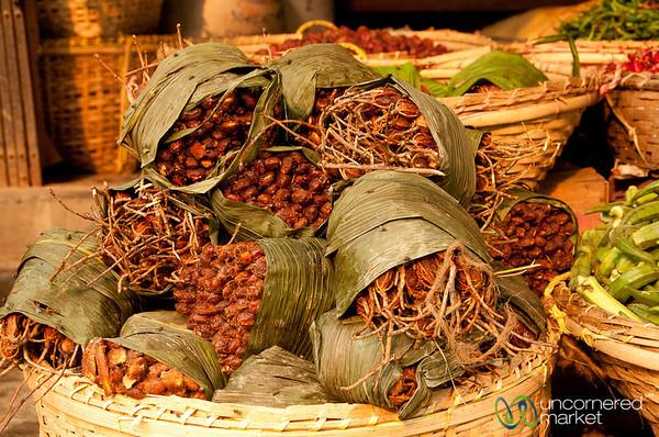 Bundles of Tamarind at Bandarban Market - Bangladesh