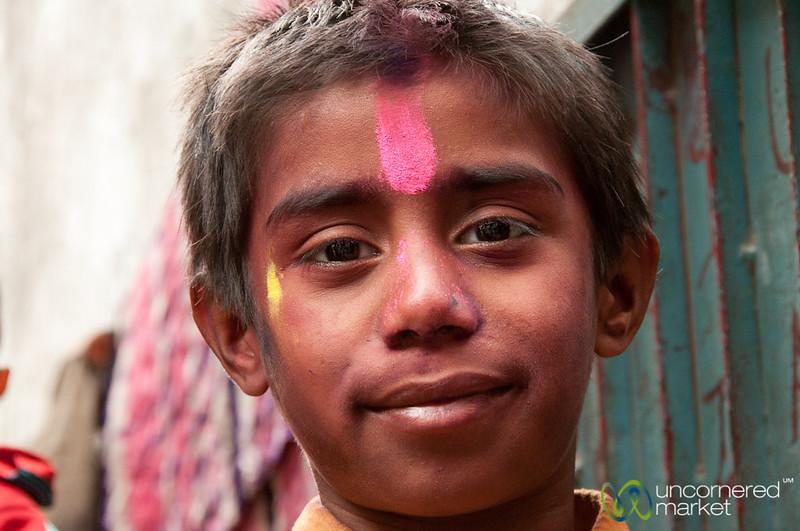 Taking Part in Holi Celebrations - Dhaka, Bangladesh