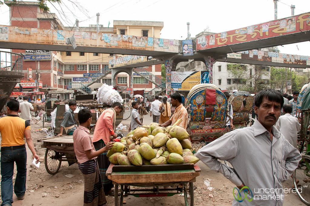 Old Dhaka Mayhem - Bangladesh