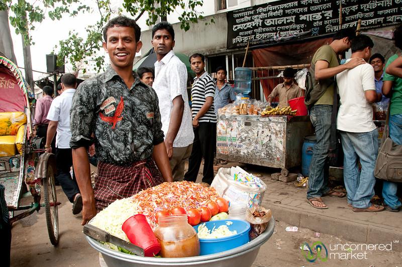 Street Food in Old Dhaka - Bangladesh