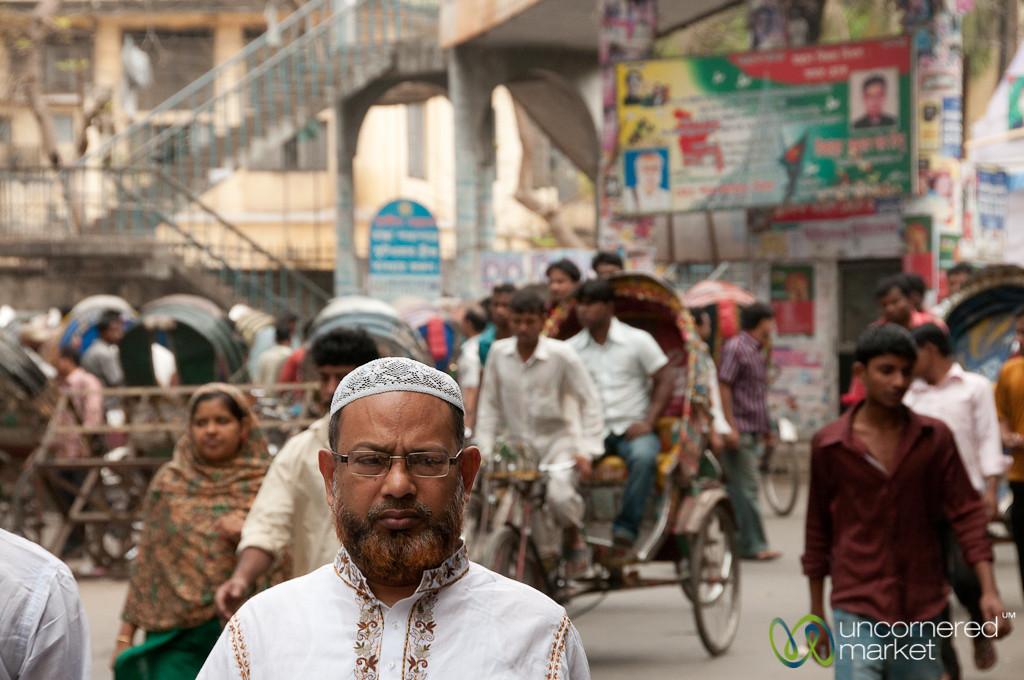 Walking Through Old Dhaka - Bangladesh
