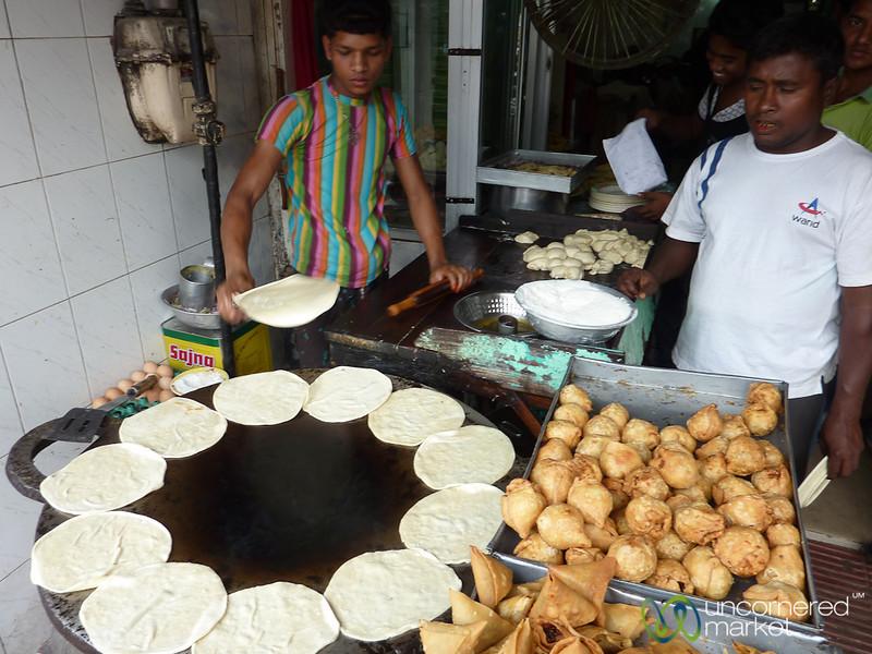 Paratha Flip - Srimongal, Bangladesh