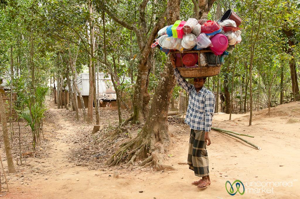 Traveling Salesman for Kitchen Goods - Srimongal, Bangladesh