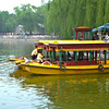 Paddleboats of Beihai Park