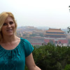 Overlooking the Forbidden City