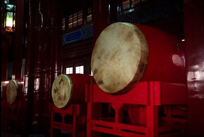 Drum Tower drums