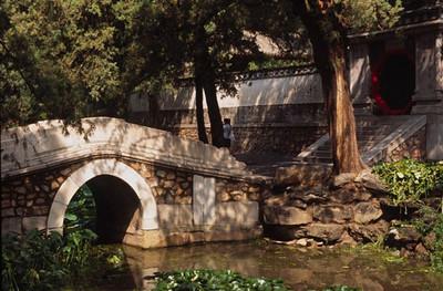 Garden bridge, Summer Palace
