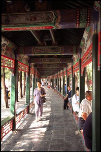 Longest corridor in the world, Summer Palace