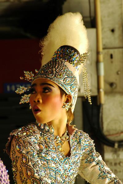 Street Festival Actor - Bangkok, Thailand