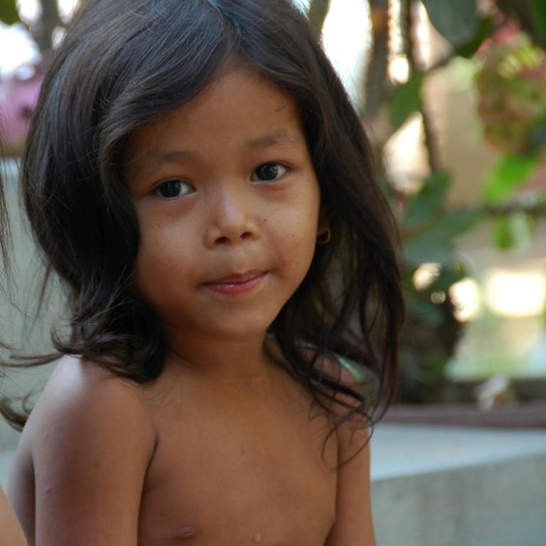 Cambodian Girl - Siem Reap, Cambodia