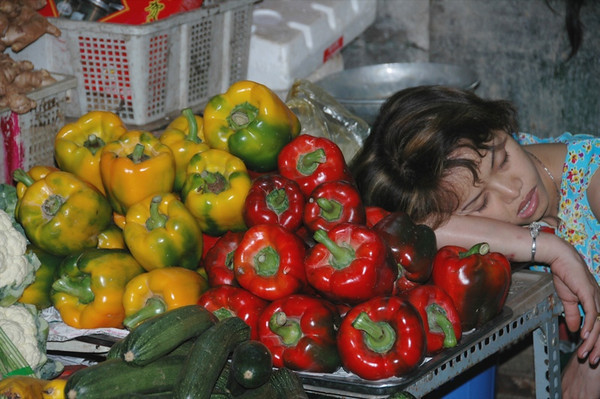 Peppers - Saigon, Vietnam