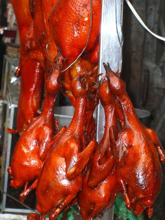 Red Roasted Chicken Delight - Hanoi, Vietnam