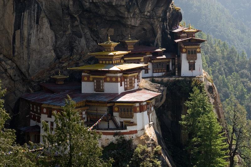 """Taktsang Monastery - """"Tiger's Nest"""""""
