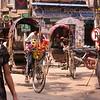 Bh 0017 Thamel in Kathmandu