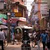 Bh 0019 Thamel in Kathmandu