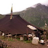 Bh 1630 Yakherderstent in Golung Chu