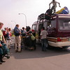 Bh 0002 aankomst met AGS groep in Kathmandu