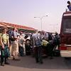 Bh 0001 aankomst met AGS groep in Kathmandu