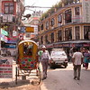 Bh 0020 Thamel in Kathmandu