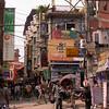 Bh 0016 Thamel in Kathmandu