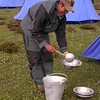 Bh 1932 Tashi met warm water in Nyile La Shong kamp