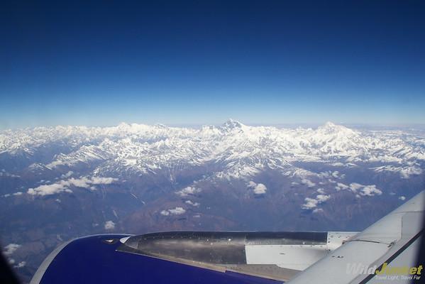 The Journey to Bhutan: Flying Over the Himalayas – Wild Junket Adventure Travel Blog