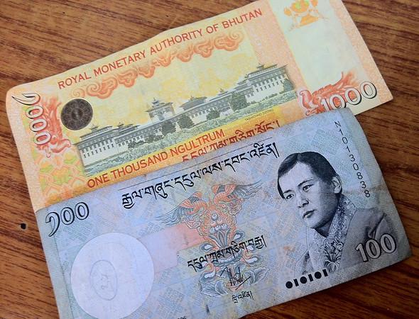 Bhutan's currency