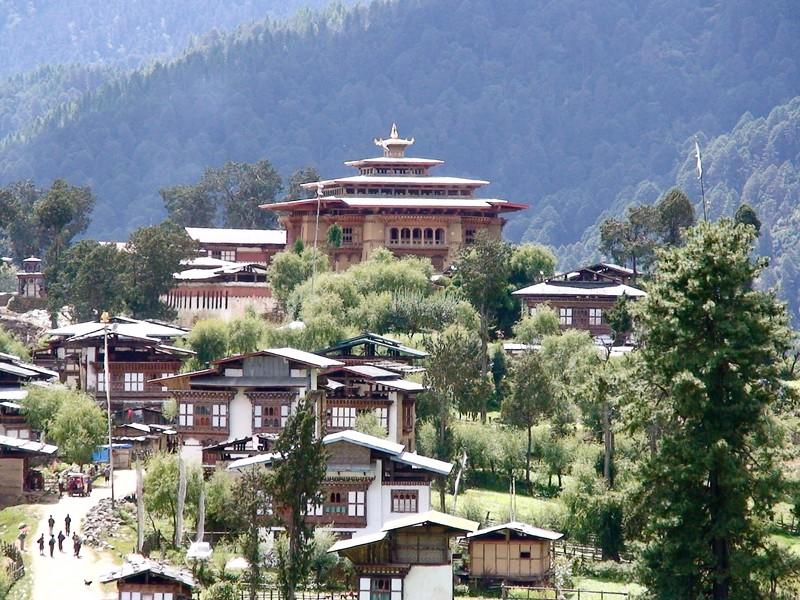 Gantey village